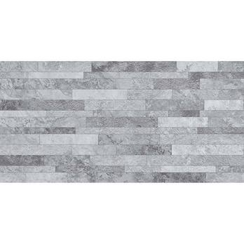 Grey Stone Effect Wall Tiles