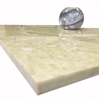 Low Cost Cream Veined Marble Tiles