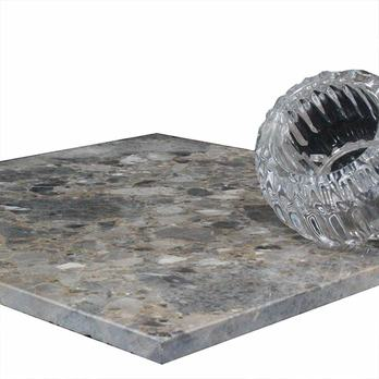 Create a unique look for less with Grey Fossil Marble